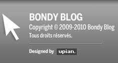 BONDY BLOG / Copyright 2007 Bondy Blog / Tous droits réservés. Designed by Upian